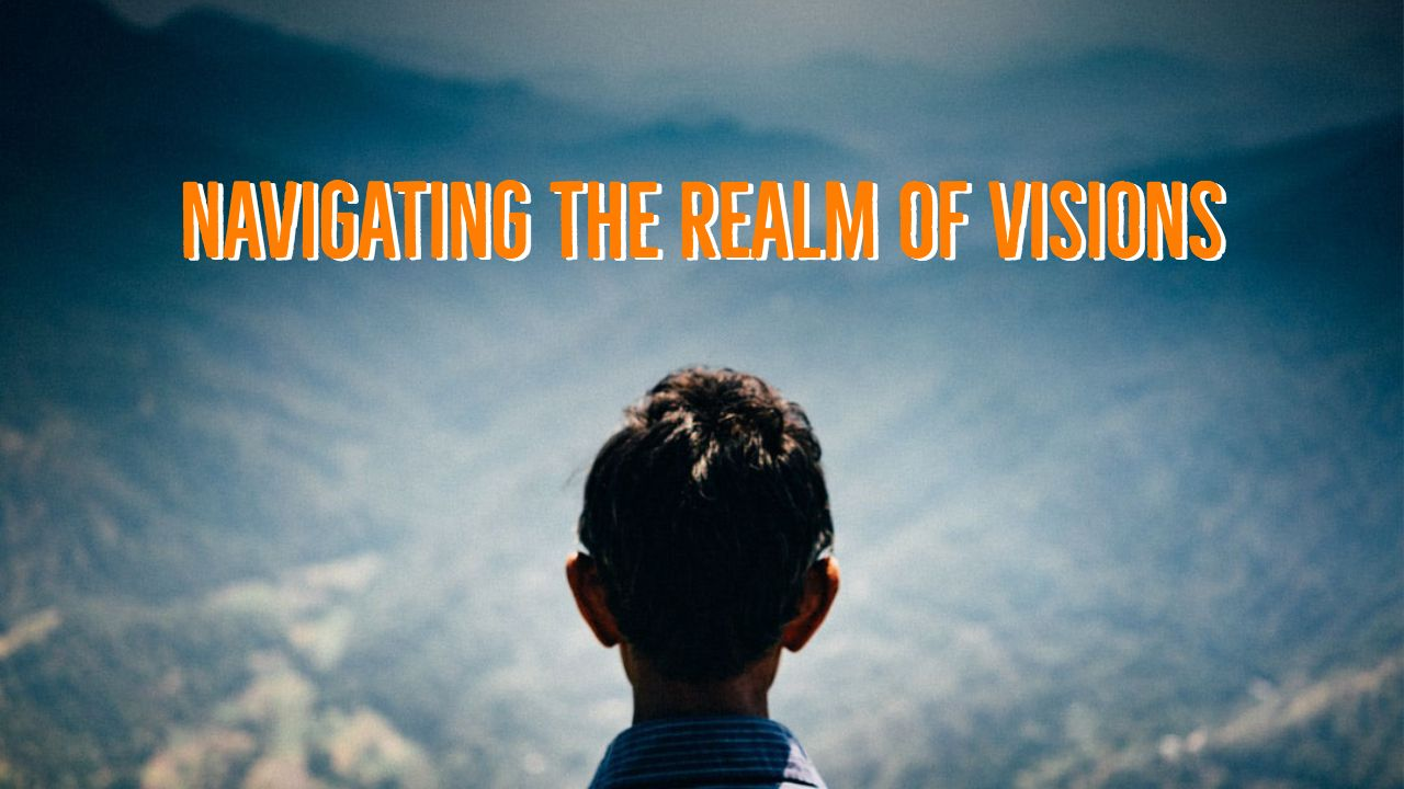 Navigating the Realm of Visions - School of Seers - Jennifer