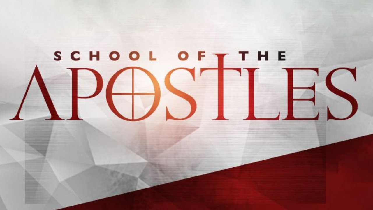 School of the Apostles - Jennifer LeClaire's School of the